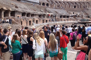 Students Fieldtrips Italy