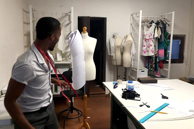 Fashion Studio Santa Reparata International School Of Art