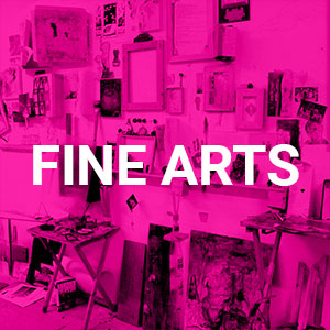 Fine Arts Department: Painting, Printmaking, Photography, Book Binding, New Media