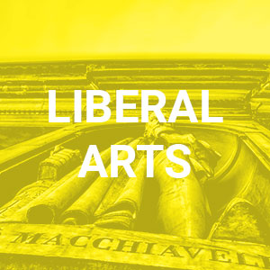 Liberal Arts Department: Art History, History and Politics, Italian Language and Literature